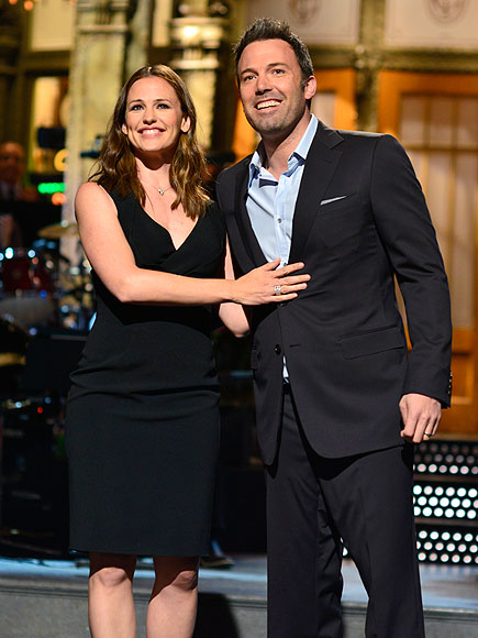 photo | Ben Affleck, Jennifer Garner