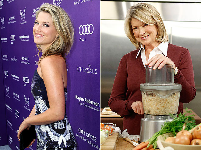 photo | Ali Larter, Martha Stewart