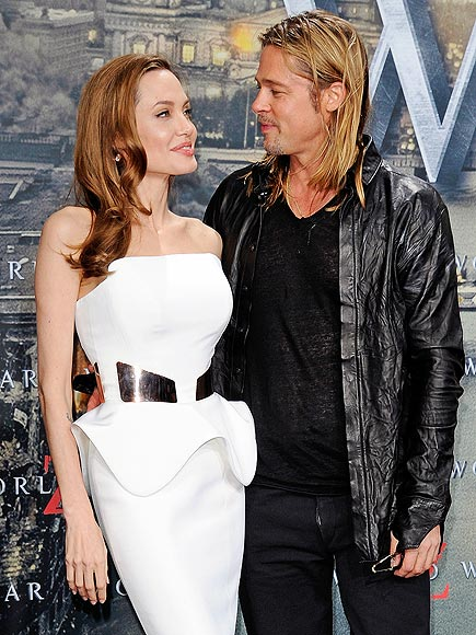 photo | Angelina Jolie, Brad Pitt