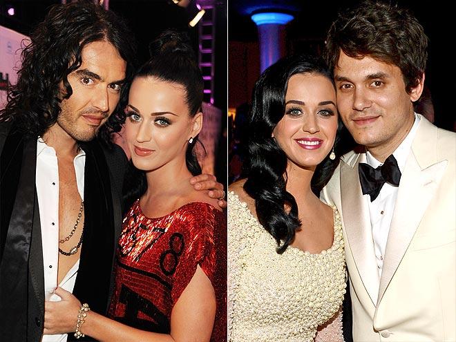 photo | John Mayer, Katy Perry, Russell Brand