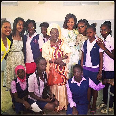 photo | Michelle Obama