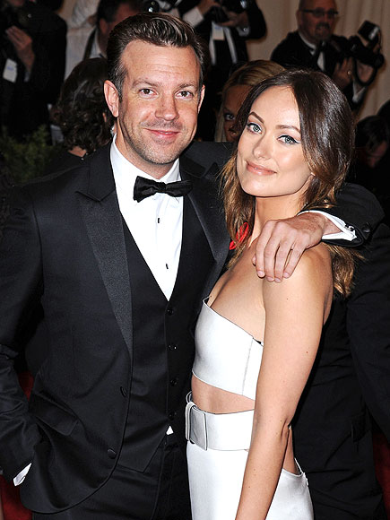photo | Jason Sudeikis, Olivia Wilde