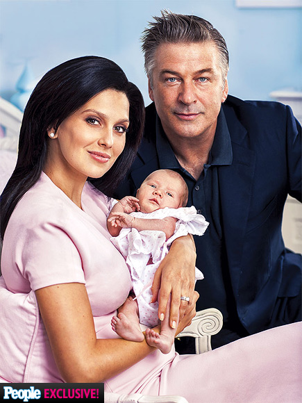 photo | Alec Baldwin, Hilaria Thomas