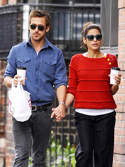 photo | Eva Mendes, Ryan Gosling