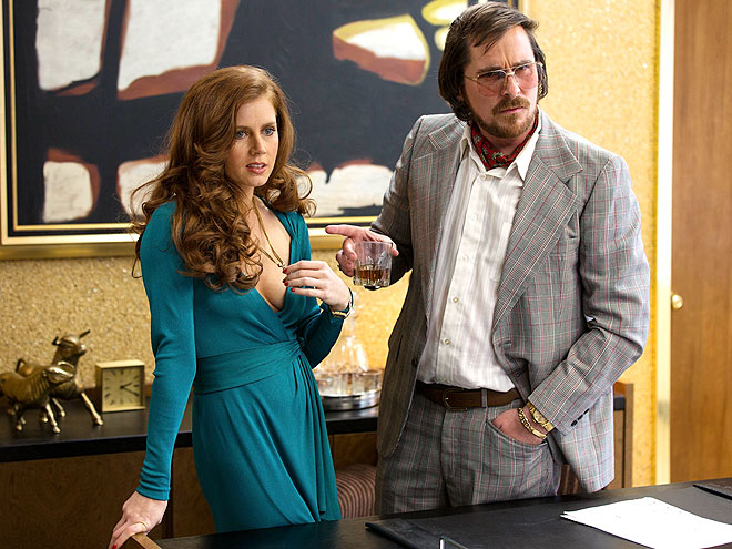 photo | Amy Adams, Christian Bale