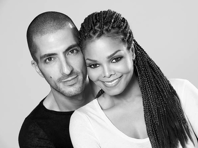 JANET JACKSON&#39;S GUY: WISSAM AL MANA  photo | Janet Jackson