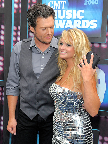 EYES ON THE PRIZE photo | Blake Shelton, Miranda Lambert