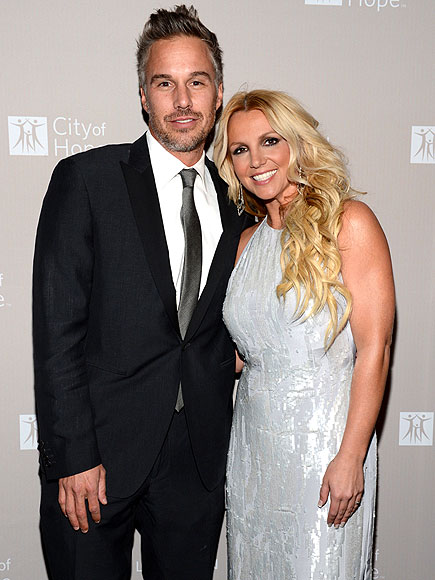 BRITNEY SPEARS & JASON TRAWICK photo | Britney Spears