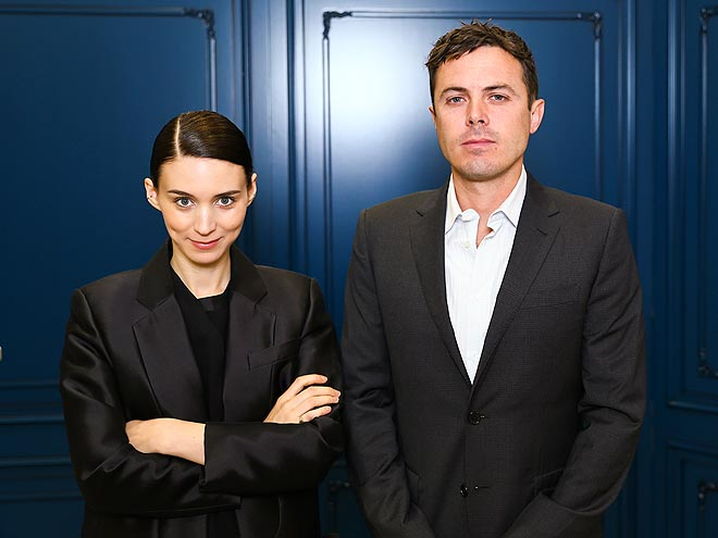 BE SERIOUS photo | Casey Affleck, Rooney Mara