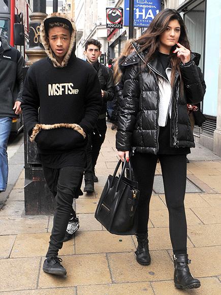 JADEN & KYLIE photo | Jaden Smith, Kylie Jenner