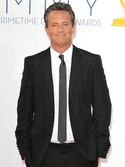 MATTHEW PERRY photo | Matthew Perry