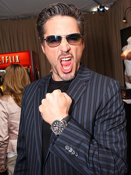 ROBERT DOWNEY JR. photo | Robert Downey Jr.