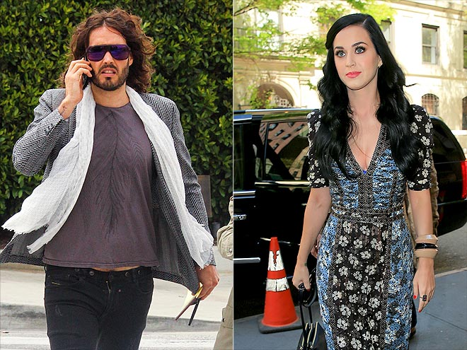 KATY & RUSSELL photo | Katy Perry, Russell Brand