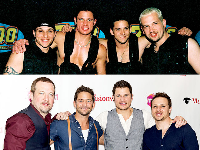 BOY BANDS photo | 98 Degrees