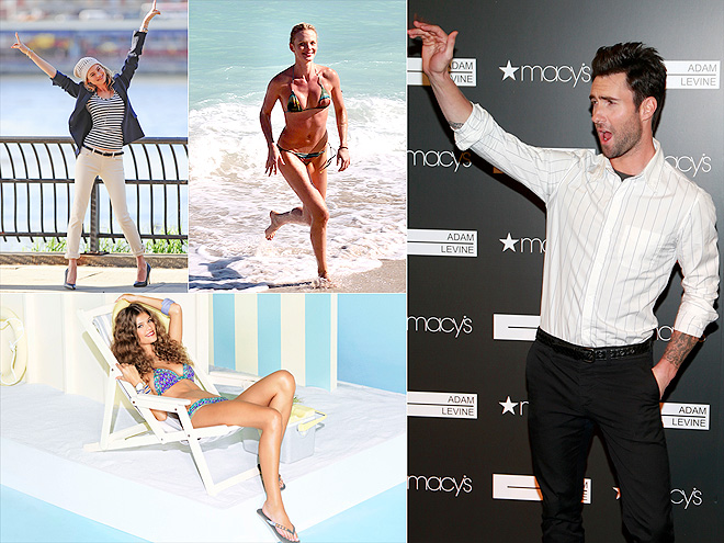 ADAM LEVINE: MODELS photo | Adam Levine