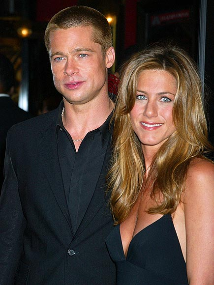 JENNIFER ANISTON photo | Brad Pitt, Jennifer Aniston