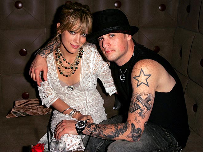HILARY DUFF photo | Hilary Duff, Joel Madden