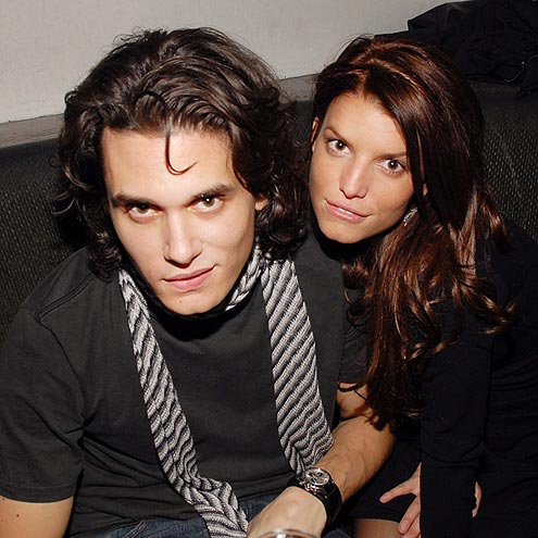JOHN MAYER  photo | Jessica Simpson, John Mayer
