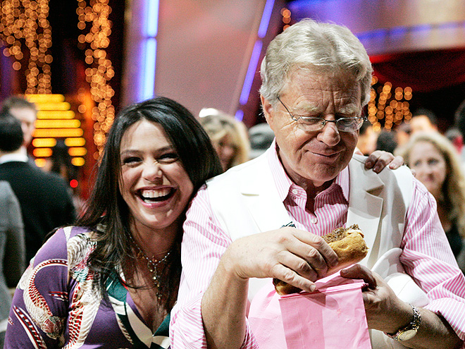 RACHAEL RAY photo | Jerry Springer, Rachael Ray