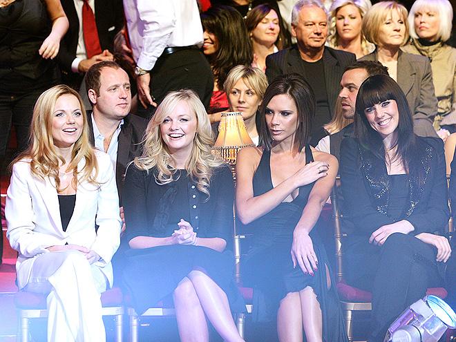 THE SPICE GIRLS photo | Spice Girls, Emma Bunton, Geri Halliwell, Victoria Beckham