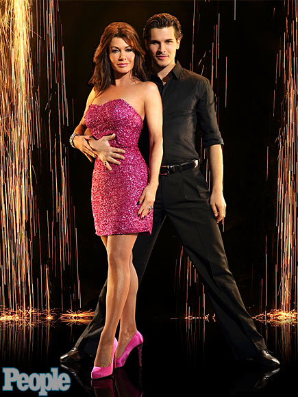 LISA VANDERPUMP & GLEB SAVCHENKO photo | Gleb Savchenko, Lisa Vanderpump