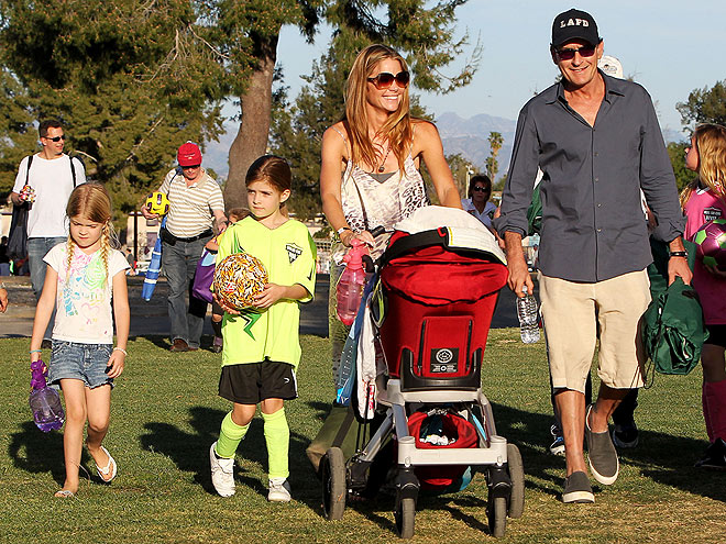 DENISE & CHARLIE photo | Charlie Sheen, Denise Richards
