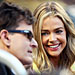 Ex-tra Close Exes: Stars Who Stayed Friends | Charlie Sheen, Denise Richards