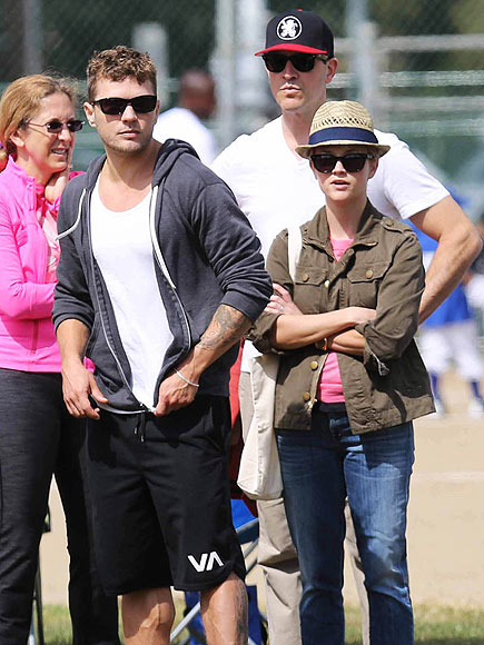 REESE & RYAN photo | Jim Toth, Reese Witherspoon, Ryan Phillippe