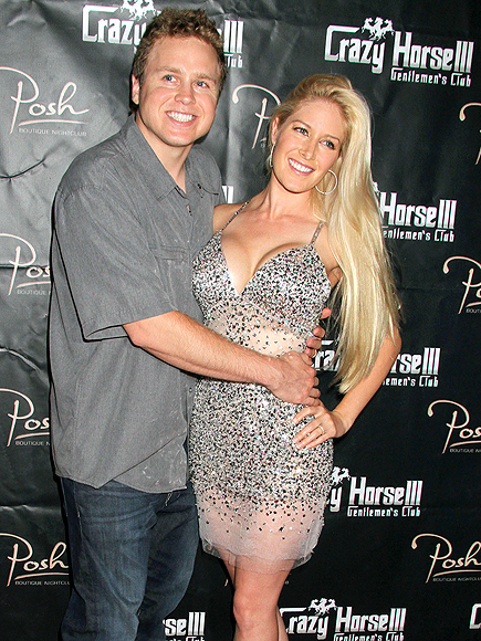 HEIDI MONTAG & SPENCER PRATT photo | Heidi Montag, Spencer Pratt