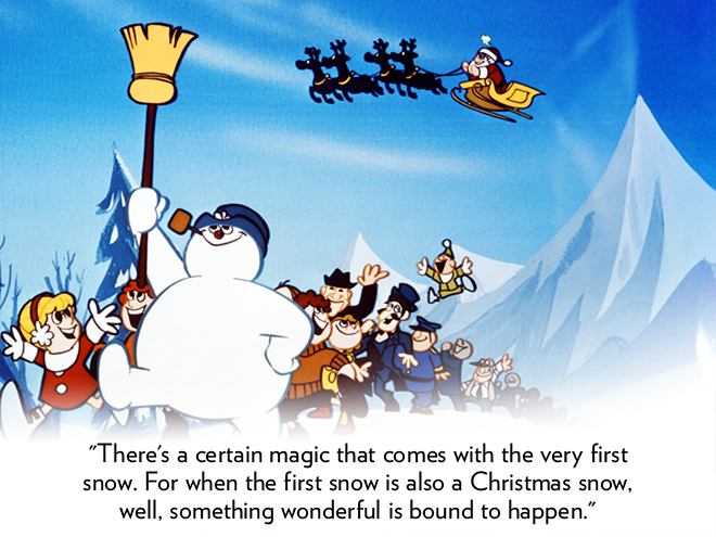 Quotes From Frosty The Snowman. QuotesGram