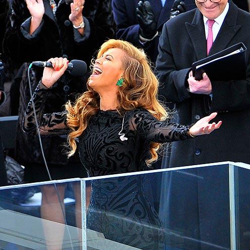 BARACK OBAMA: BEYONCÉ photo   Beyonce Knowles