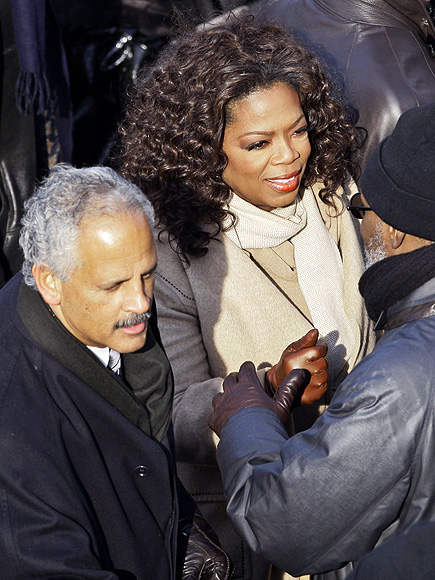 OPRAH WINFREY & STEDMAN GRAHAM photo | Oprah Winfrey