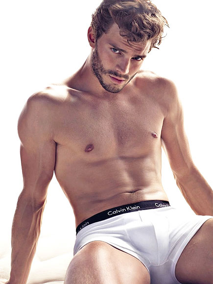 It's Official: E L James Confirms Jamie Dornan Is Christian Grey | Jamie Dornan