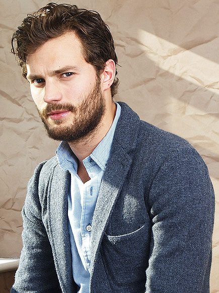 Five Smokin' Hot Reasons Jamie Dornan Is the Right Choice for Christian Grey| Fifty Shades of Grey, Fifty Shades of Grey, Jamie Dornan