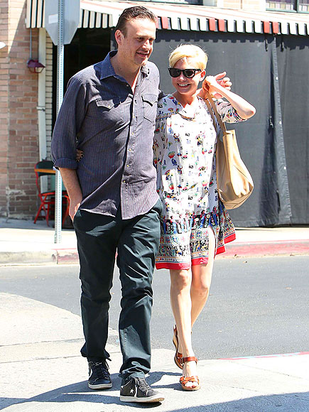 5. THE WORLD WAS ROOTING FOR THEM photo | Jason Segel, Michelle Williams