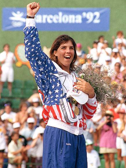 1. A TEEN PRODIGY photo | Jennifer Capriati
