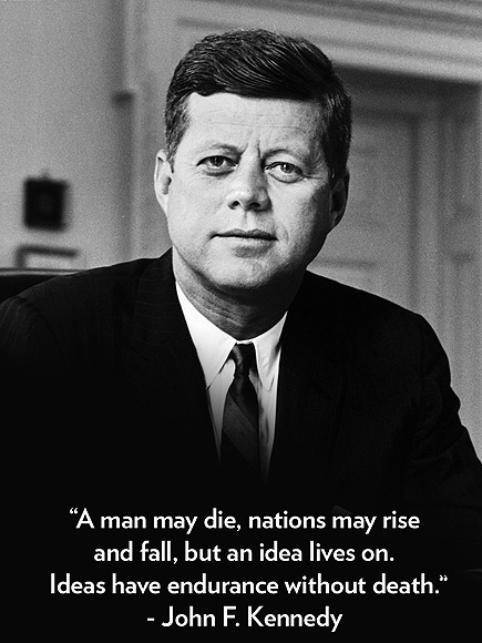 jfk assassination quotes