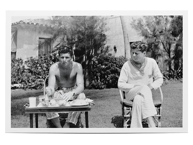 PAJAMA BREAKFAST photo | John F. Kennedy