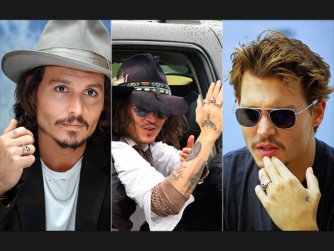 HANDS photo | Johnny Depp