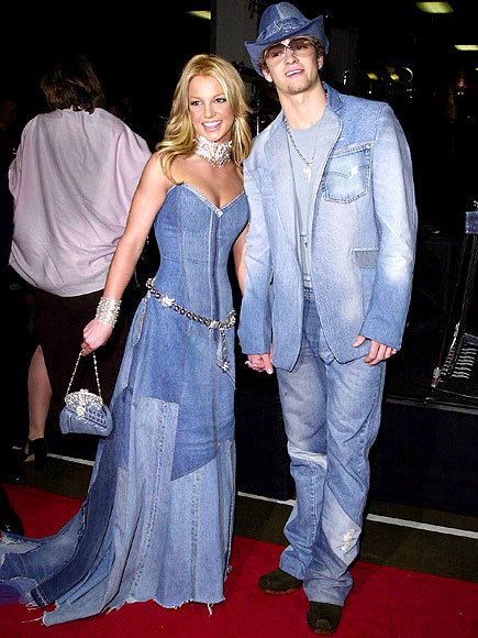 BAD IDEA JEANS photo | Britney Spears, Justin Timberlake