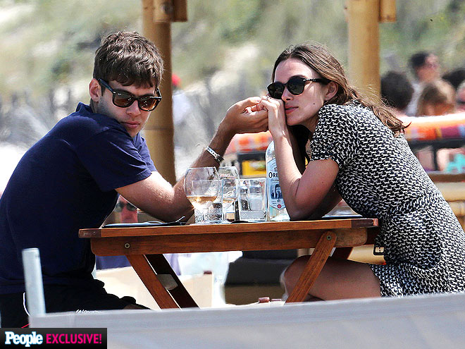 CRAZY IN LOVE photo | James Righton, Keira Knightley