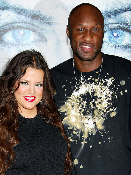 RUSH OF LOVE photo | Khloe Kardashian, Lamar Odom