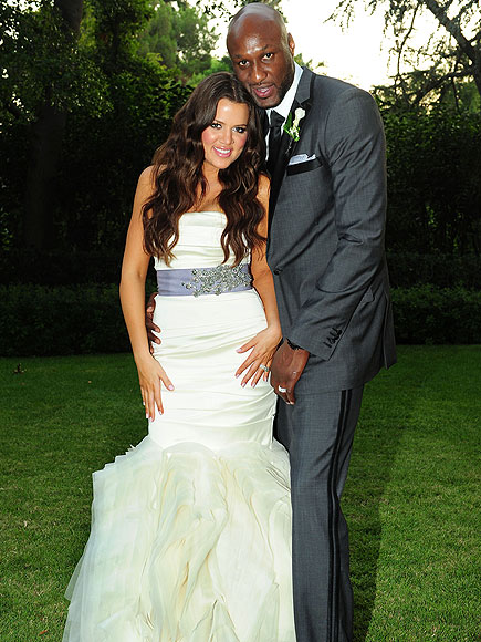 Khloe Kardashian Lamar Odom Ups And Downs Peoplecom