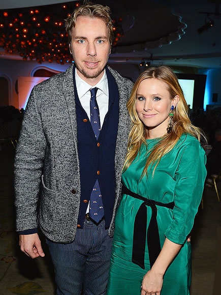 MUCH APPRECIATED photo | Dax Shepard, Kristen Bell