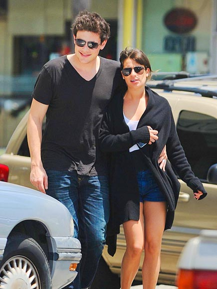 ALL TOGETHER NOW photo | Cory Monteith, Lea Michele