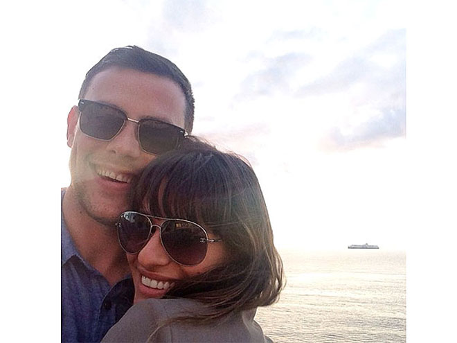 'FOREVER' & ALWAYS photo | Cory Monteith, Lea Michele