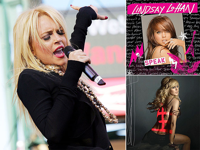 MUSIC CAREER photo | Lindsay Lohan
