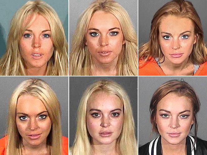 REHAB/JAIL TIME photo | Lindsay Lohan