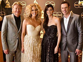 PHOTOS: Little Big Town's Road to the Grammy | Little Big Town