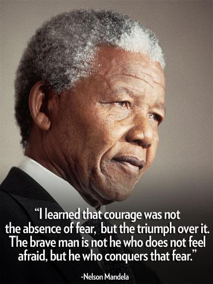 photo | Nelson Mandela